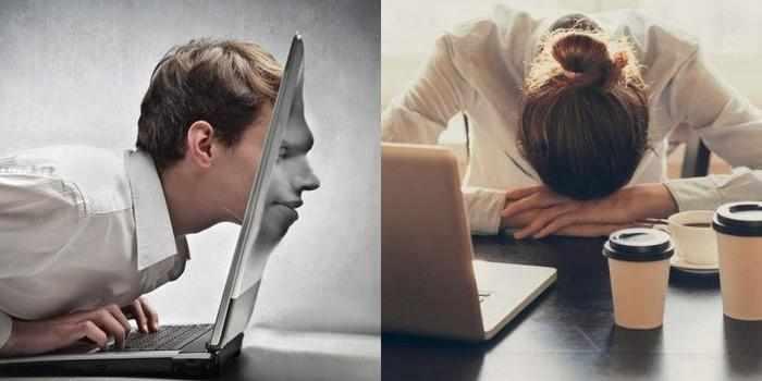 интернет-зависимость люди