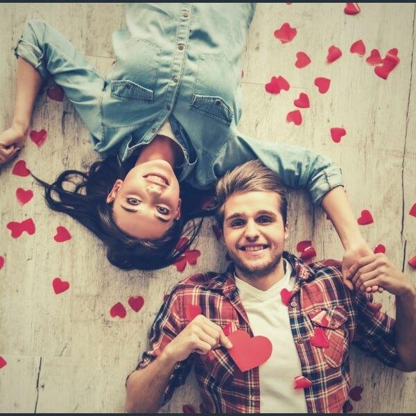 два человека в сердце