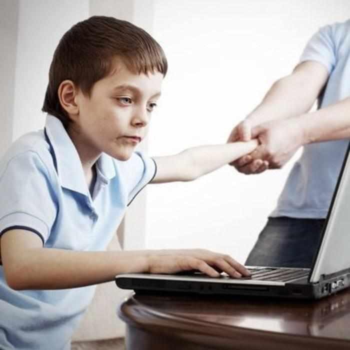 интернет-зависимость дети