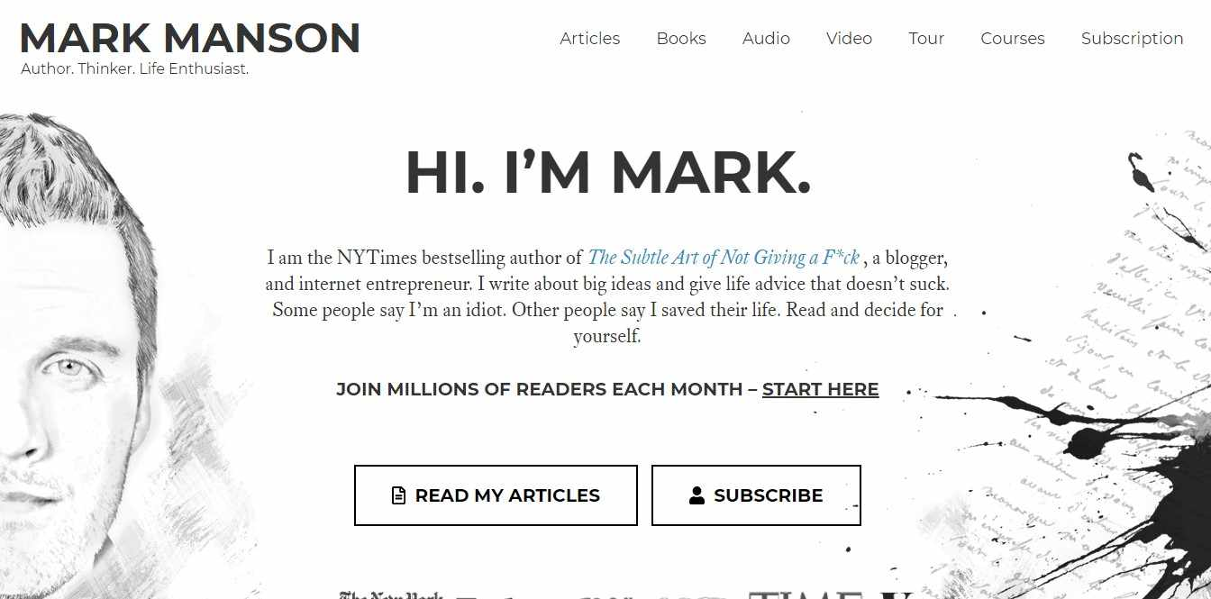 Блоги о саморазвитии